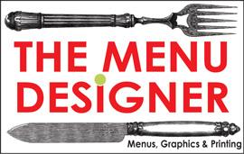 the menu designer
