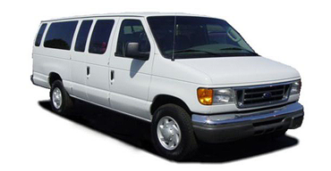 Executive Transport Van Rental Service