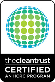 Ace Carpet Cleaning is IICRC Certified