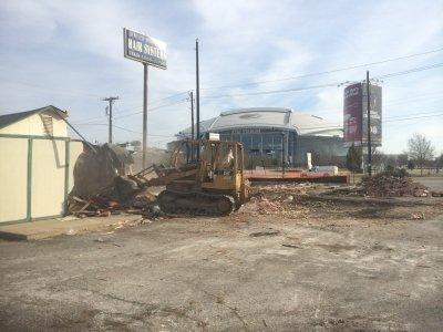 Demolition and Grading