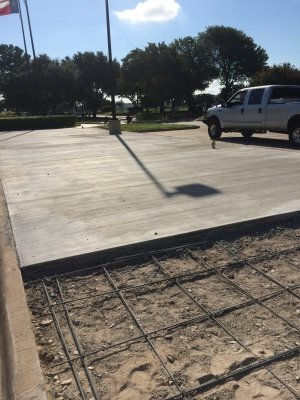 Concrete Driveways Patios & Walkways