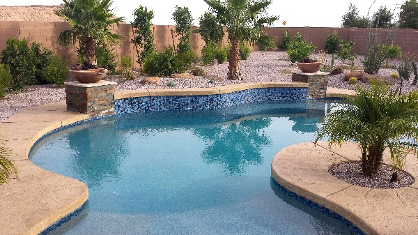 Raised Bond Beams. View All. Copyright 2012 Pools By American Backyards.