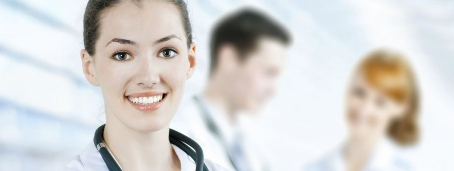 Smiling cardiovascular doctors in Bullhead City, AZ