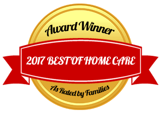 2017 Best of Home Care San Antonio TX Award Winner