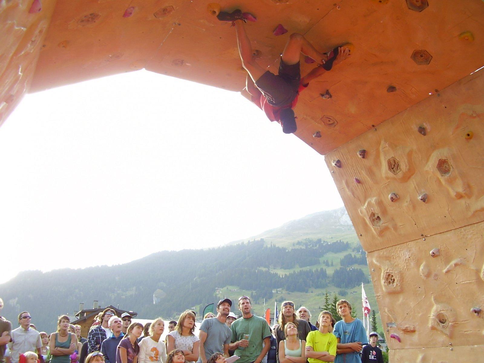 Arche escalade