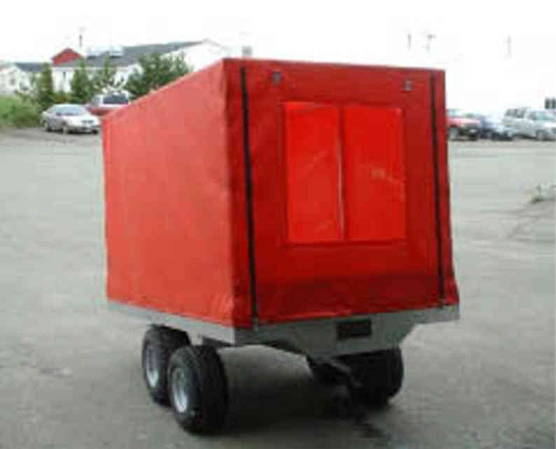 Cover-Tech Inc. Trailer & Pallet Covers 1-888-325-5757 Cover Tech Tarps