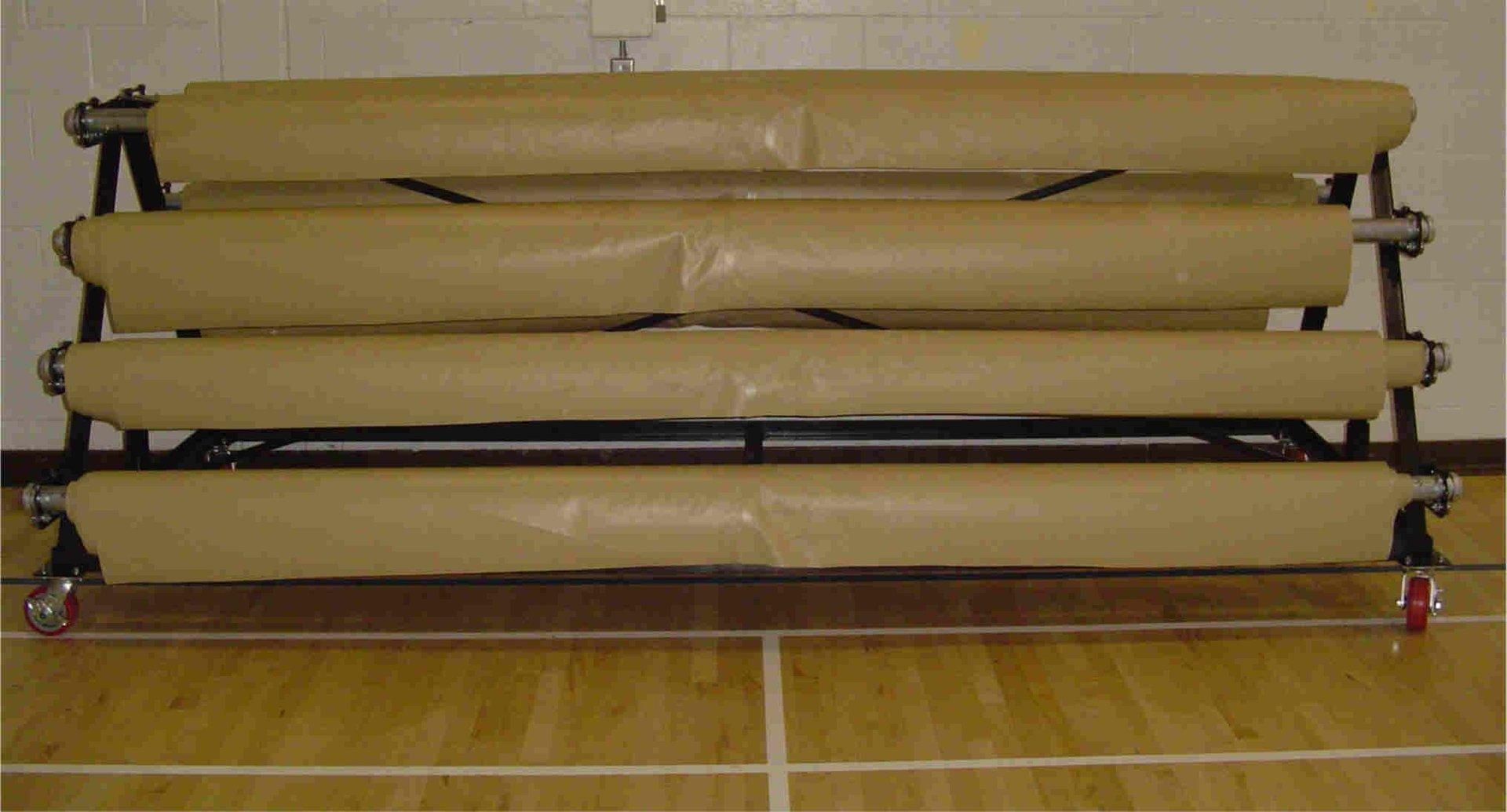 Cover-Tech Inc. Gym Floor Covers 1-888-325-5757 Cover Tech Tarps
