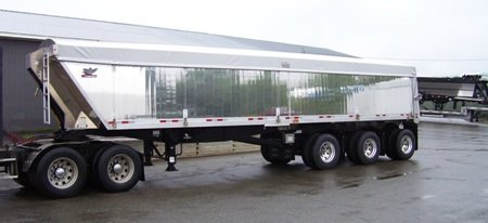 Manac Side Roll Kits for Dump Trailers and Bulk Bodies