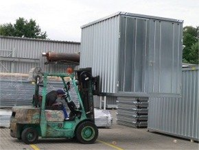 Start your own portable storage container business!
