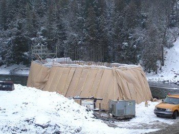 Cover-Tech Inc. Insulated Tarp and Curing Blanket Project