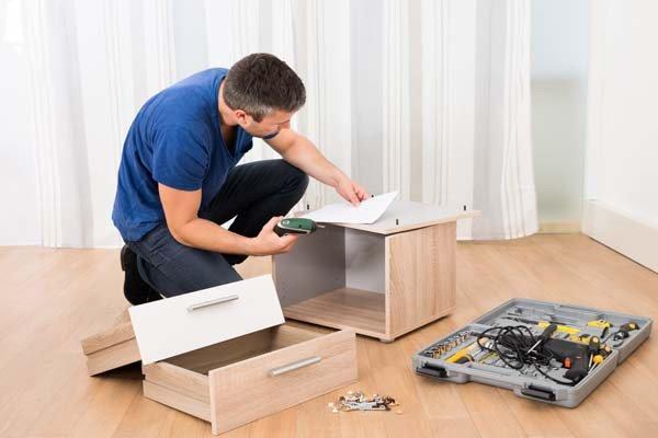 Professional furniture Assemble Service in Washington DC