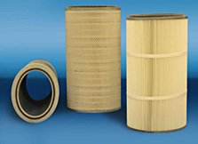 Oval Cartridge Filters