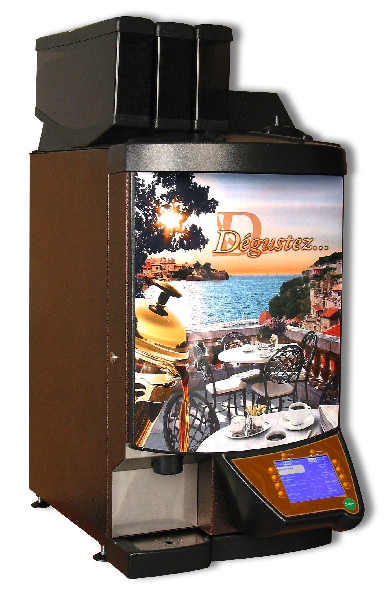 Mirador Single cup machine