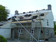 New builds - Southport - Cook Construction and Maintenance Ltd - Extensions Before