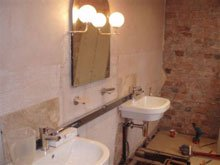 New builds - Southport - Cook Construction and Maintenance Ltd - Bathroom Before