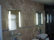 New builds - Southport - Cook Construction and Maintenance Ltd - Bathroom After