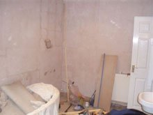 Bathrooms - Southport - Cook Construction and Maintenance Ltd - Tub Before