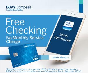 free checking account no credit check no deposit