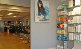 Hair Salon - Ashford and Tenterden - Keith Francis Hair