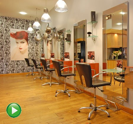 Keith Francis - Aveda Colour Salon