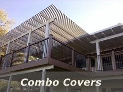 Beautiful Combo Patio Covers