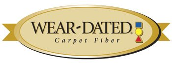 Wear Dated Carpet Fiber