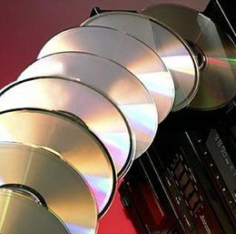 CD DVD Duplication Services