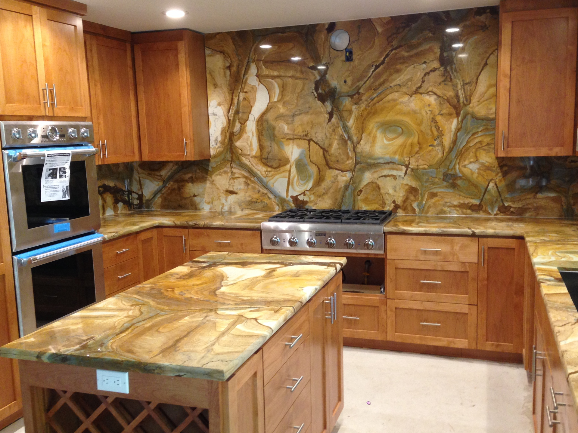 granite kitchen countertops Oakland, CA