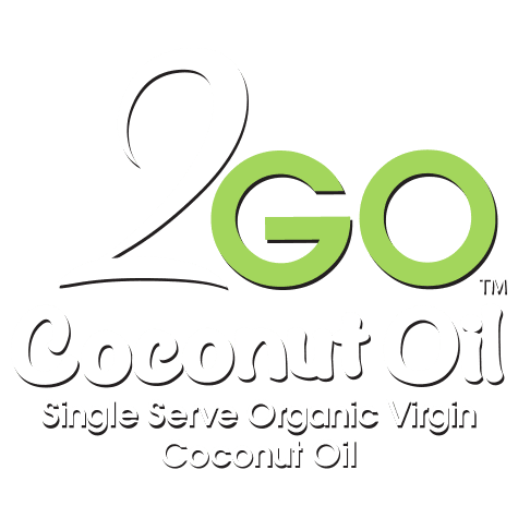 2GO Coconut Oil Single Serve Organic Virgin Coconut Oil
