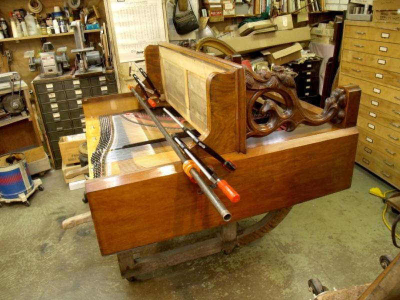 Piano Restoration | Piano Repair | Piano Rebuilding