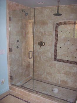 Kings glass screen glass shower enclosures picture of glass shower enclosure planetlyrics Gallery