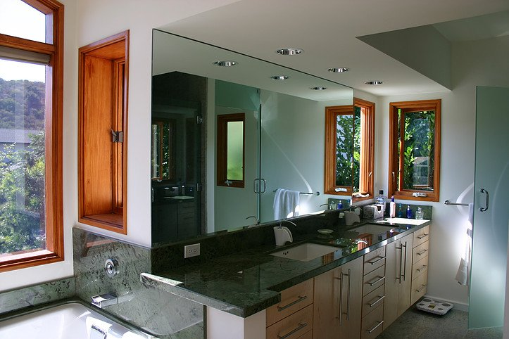 Image of bathroom remodel