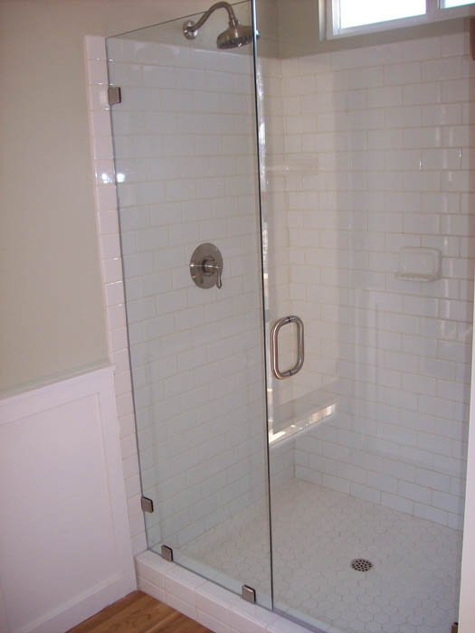 Image of shower enclosure