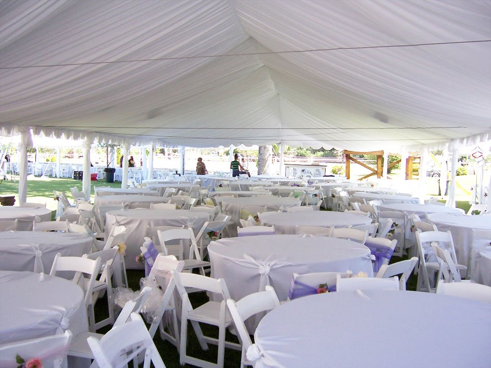 Aa Events And Tents Outdoor Structure Rentals Patio
