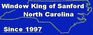 Window King of Sanford North Carolina