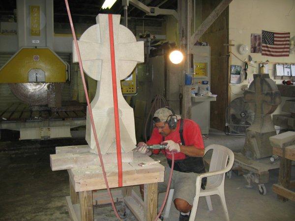 On-Premises Stone Work
