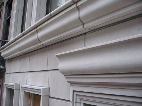 Exterior Limestone