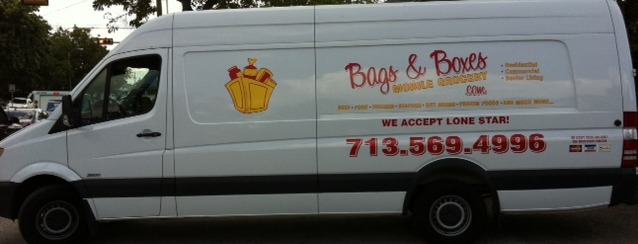 Bags and Boxes Mobile Grocery - THE KEY TO OUR SUCCESS IS
