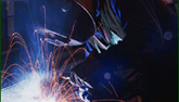 Aluminum welding equipment
