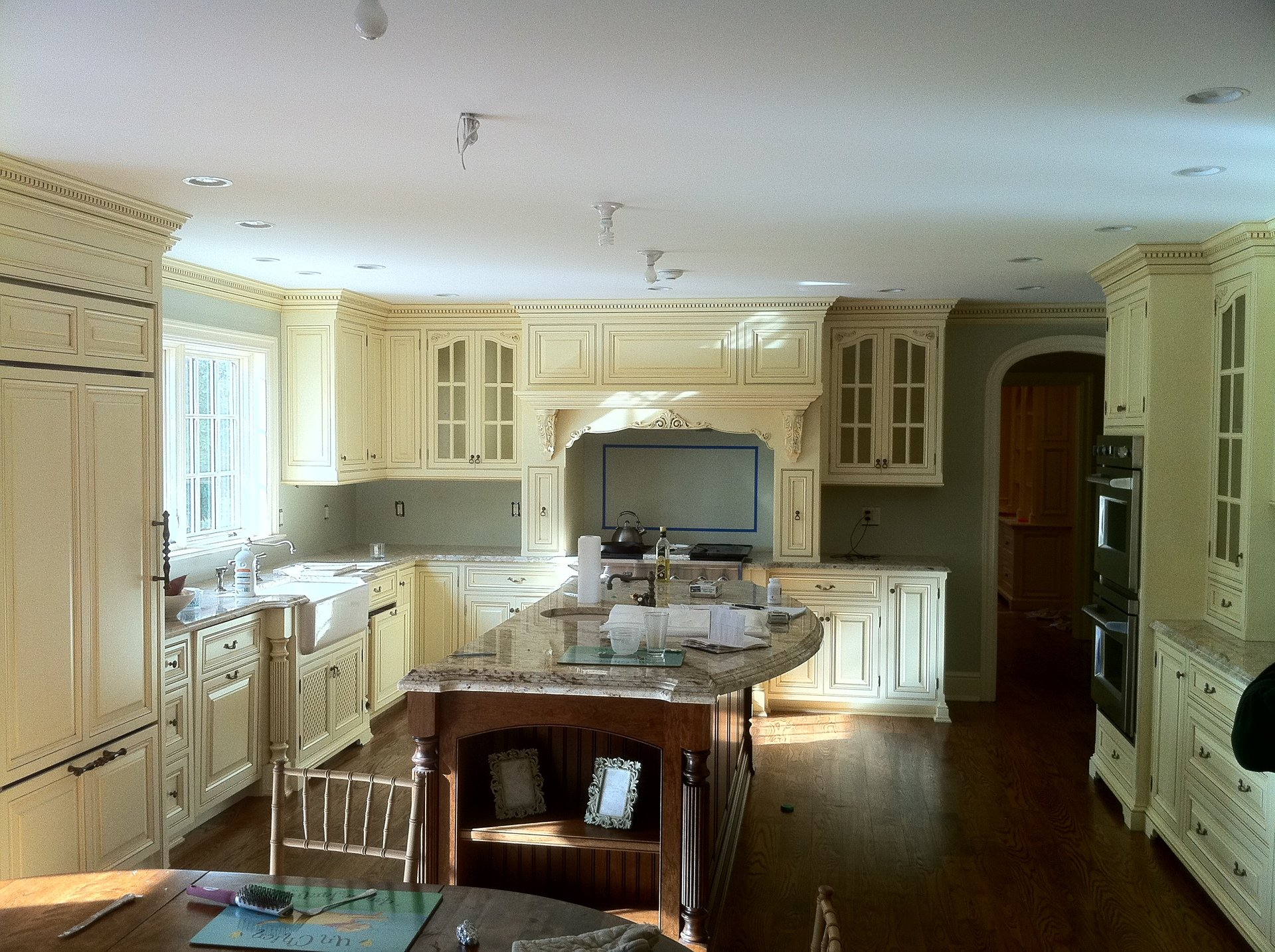 Custom Cabinetry Westport New Canaan Wilton Ct Kitchen Cabinetry