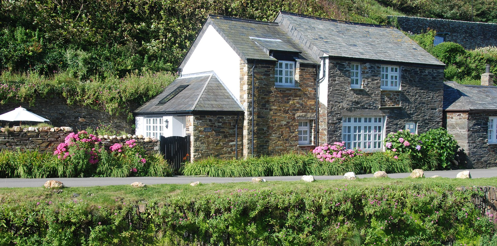 The Old Store House Holiday Cottage Boscastle Cornwall