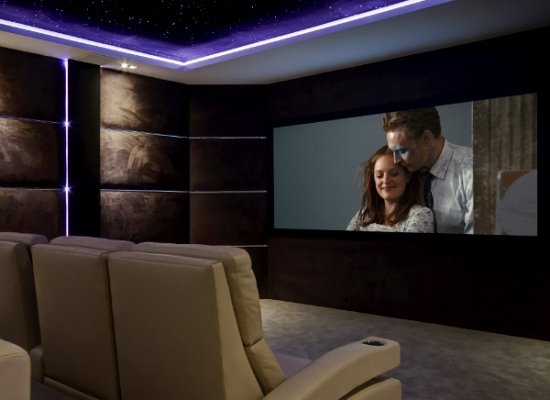 Home Cinema Tile