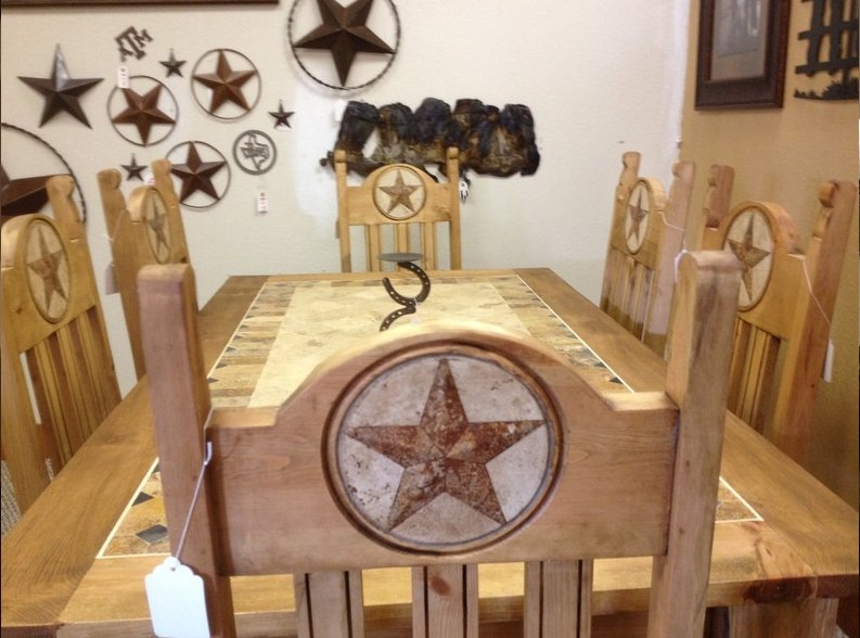 Rustic Furniture in Brazos Valley, TX