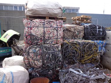 Metal recycling in Canterbury