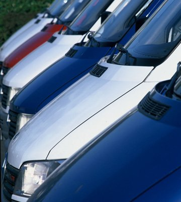 Courier services - Solihull, West Midlands - A 2 Z Freight - Sprinter Vans