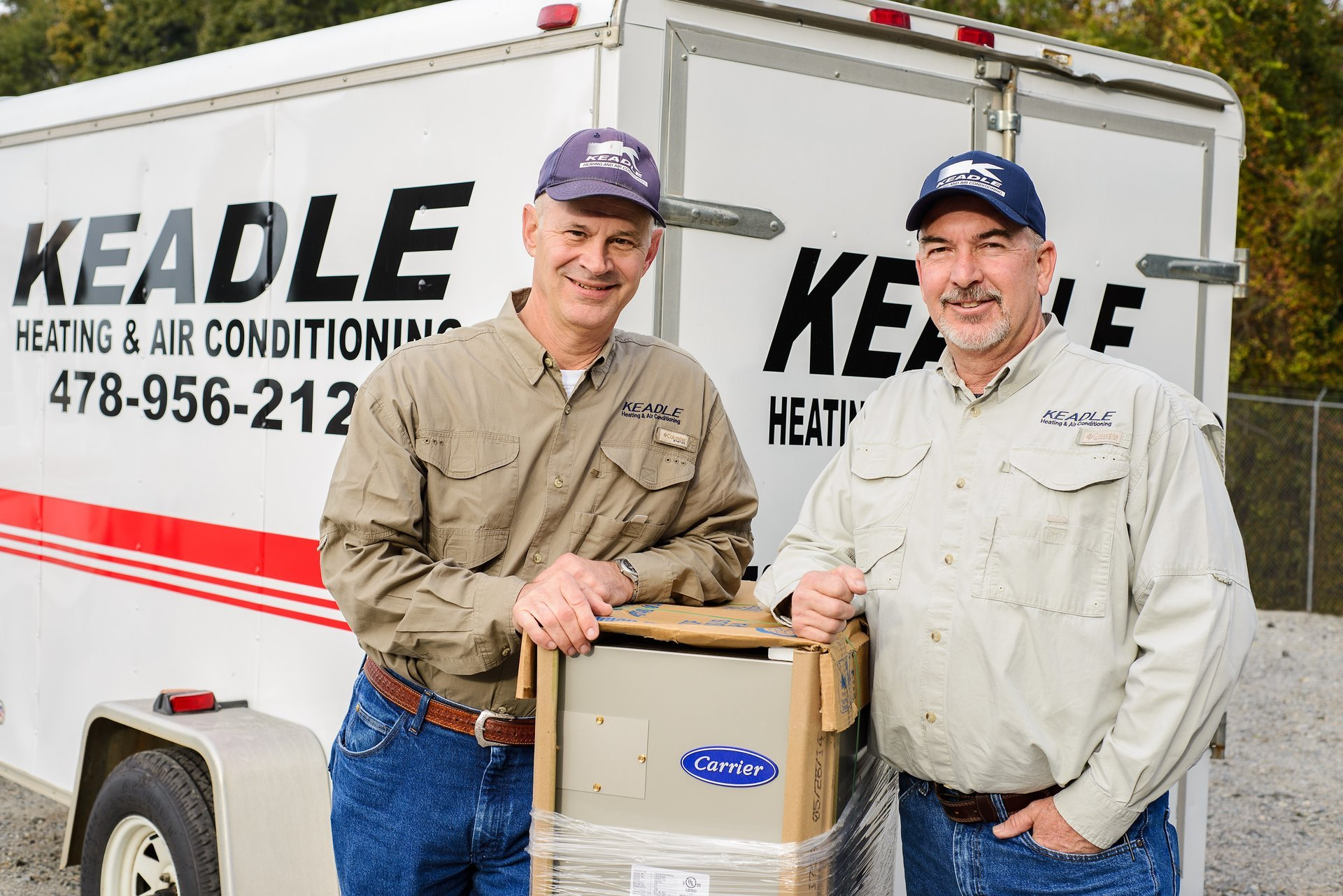 Heating & Air Conditioning Professionals