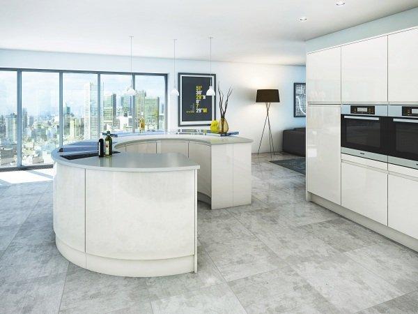 Malmo Matt Handleless Kitchen Design Bristol U0026 Somerset