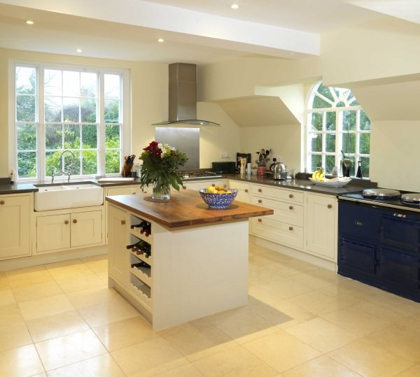 Windsor Painted Kitchen
