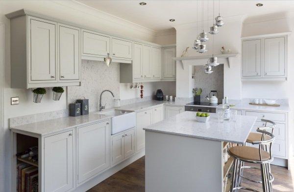 Buckingham Painted Kitchen