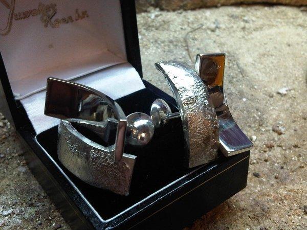 Manchetknopen Juwelier Keen